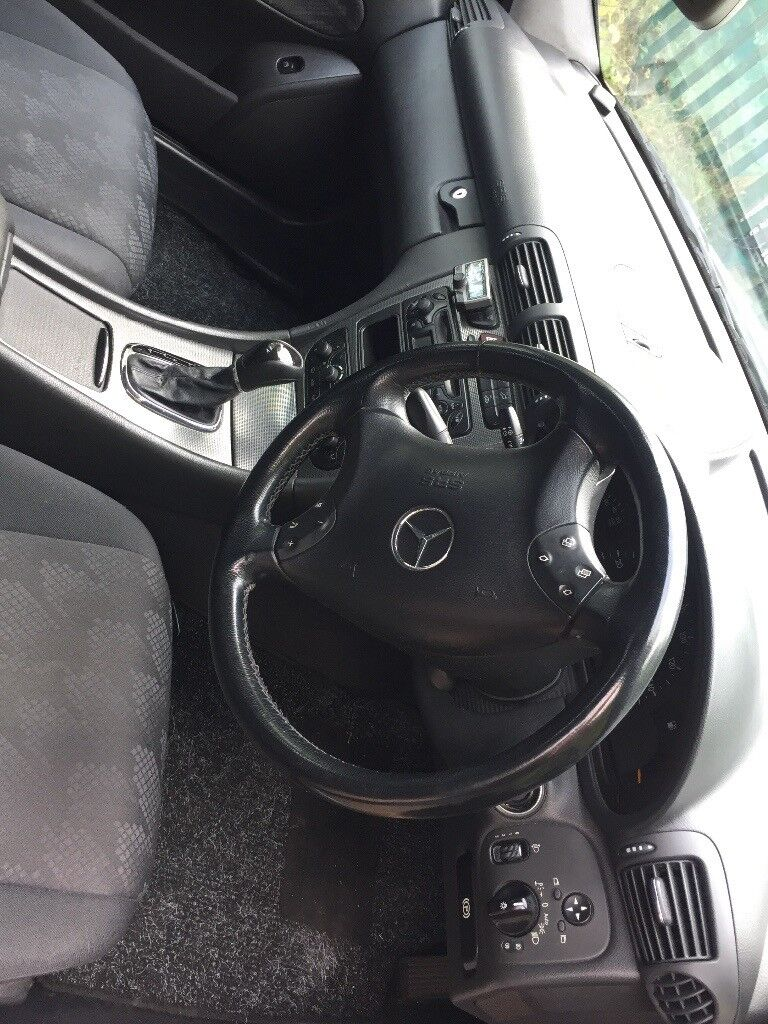 Mercedes c220 CDI advantgarde SE