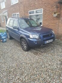 Landrover free lander 2.0 great condition