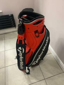 Taylormade tour bag great condition