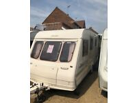 Bailey hunter lite 1998 5 berth