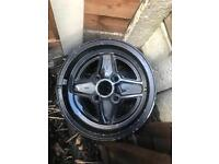 Spare ford alloy, rs Orion fiesta