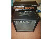 Roland CUBE-80GX Electric Guitar Amplifier