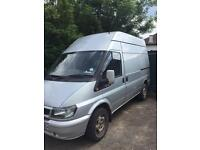 Ford transit 2.4 manual
