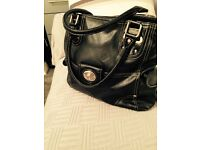 MONDANI REAL LEATHER HANDBAG