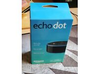 Amazon Echo Dot (2nd Generation) - Smart Speaker with Alexa - Black