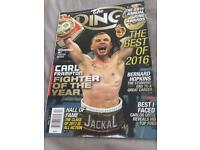 The Ring Magazine (April 2017)