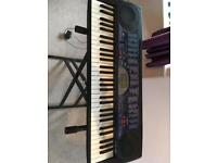 Casio CTK-451 electric keyboard with stand
