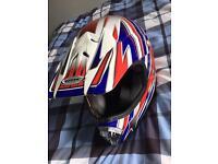 KBC Motorcross Youths Helmet (47-48 cm)