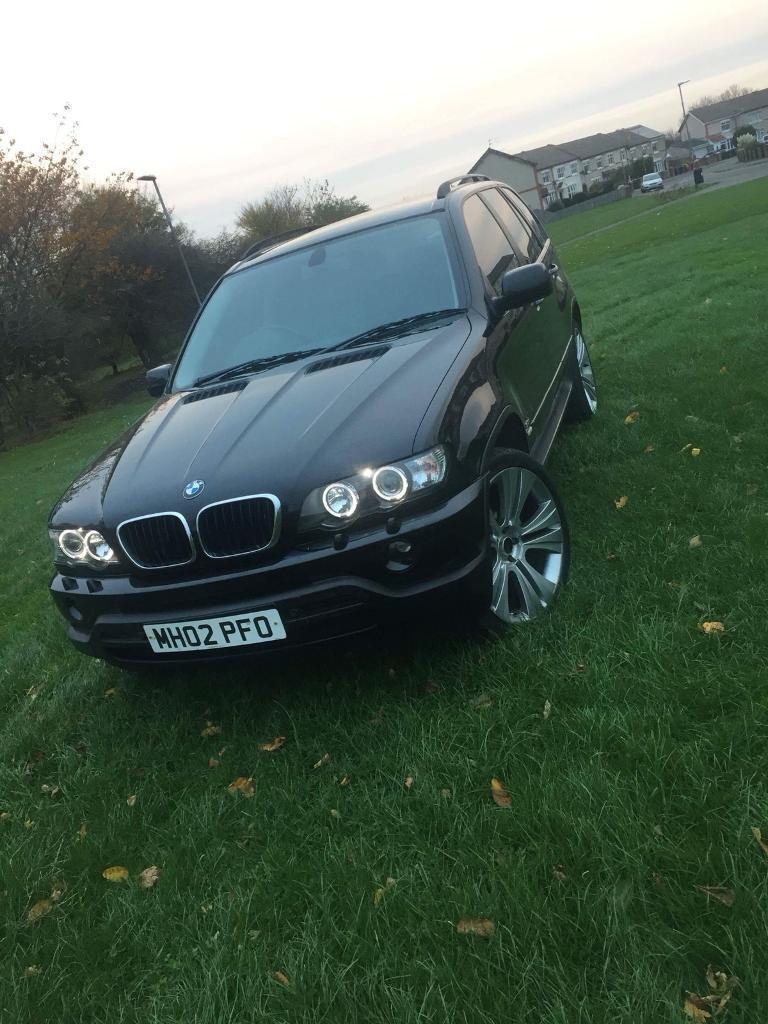 2002 bmw x5 4x4 sport modified in houghton le. Black Bedroom Furniture Sets. Home Design Ideas