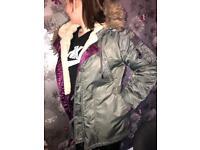 Super Dry Winter Coat