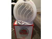 Argos 2KW Upright Fan Heater