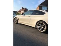 BMW 4 SERIES M SPORT 18Inch ALLOYS!