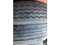 Lorry wheels tryes