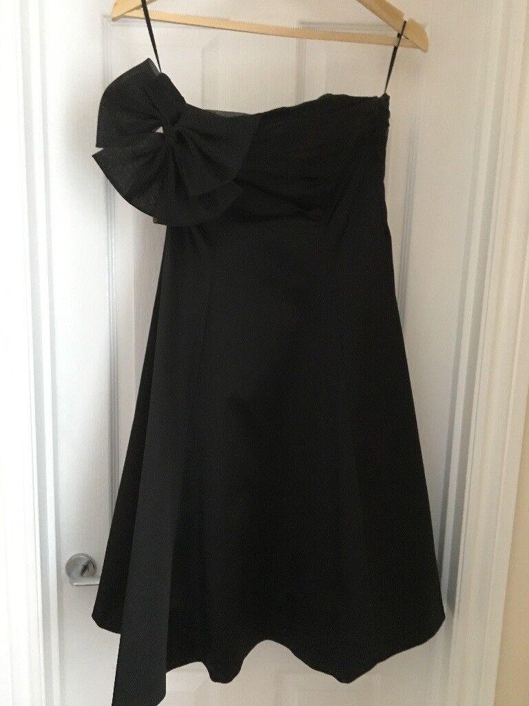 Black coast dress size 12