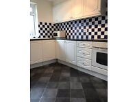 1 WEEK FREE and NO AGENCY FEES 2 bedroom ground floor flat with single garage in Woodseats