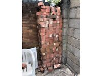 Free to Collect - Half Bricks