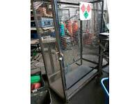 Steel Gas cylinder cage