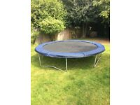 Trampoline. 14' Round Diameter. Top Quality Product.