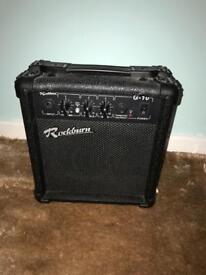 Rockburn G10 guitar amp