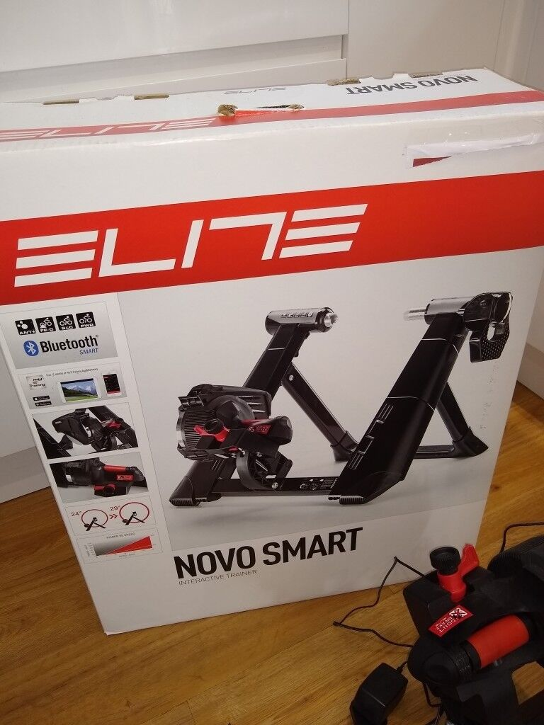 Zwift Bike Set Up