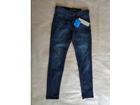 CALVIN KLEIN Power Stretch Mid Rise Skinny Jeans 27X30