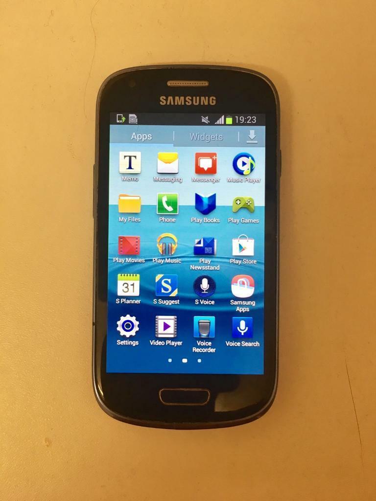 Samsung Galaxy S3 Mini GT-I8190 BLUE Unlock Sim Free ANDROID Phone | in  Tower Hamlets, London | Gumtree
