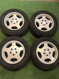 """amg 15"""" wheels"""