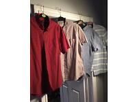 Set of 4 summer shirts! TOPMAN & BURTONS INC.