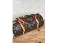 Louis Vuitton Papillon bag