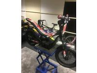 Oset 16 trials bike