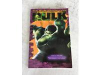 The Hulk fights back book