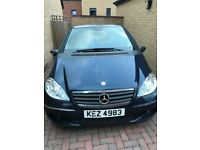 Mercedes-Benz A CLASS, A180, Full service history, 90500 miles,