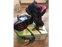 Women's Hiking Boots - Size 4 - NEVER WORN