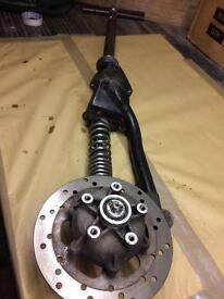 Vespa GTS125/250/300 front fork vgc