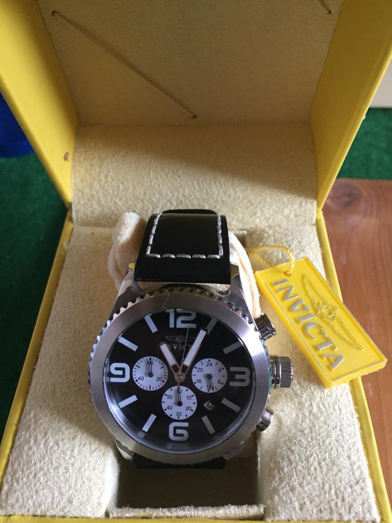 REDUCED- Like New! Invicta Speciality watch