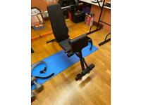 Adjustable Weights Bench Gym