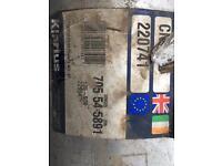 Citroen c2 c3 & c3 pluriel Klarius rear box exhaust