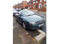 Audi, TT, Coupe, 2001, Manual, 1781 (cc), 3 doors
