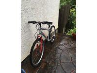 """Apollo XC26 mountain bike 17"""" frame"""