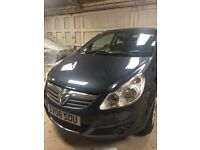 Corsa Breeze, 1 ltr engine, 3 door