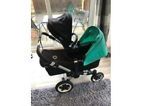 Bugaboo donkey in great condition £480 for everything!!