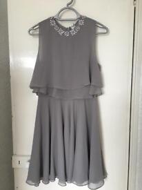 ASOS ball dress