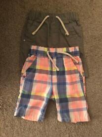 Boys Next Shorts - 1.5-2 years