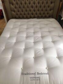 King size Vispring mattress