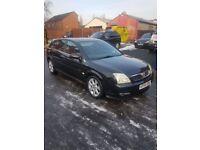 2004 Vauxhall signum elite, 2.2