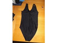 Black Leotard - Gymnastics or Dancing - Arabesque Size 3 Age 10 - 12? Great Condition