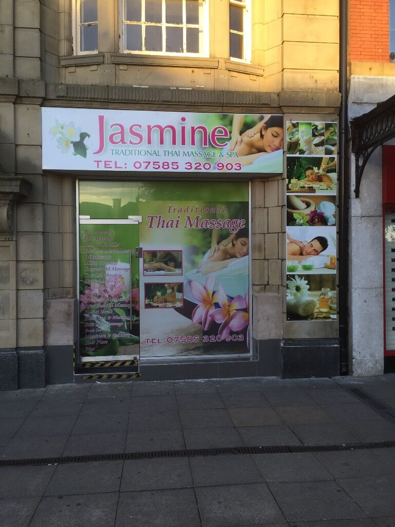 Jasmine Thai massage and spa