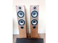 Floor standing speakers: Monitor Audio BR5