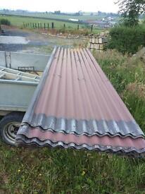 Corrugated Tin (Salvaged)