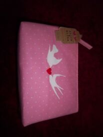New M&S Girls Cosmetic Bag IP1